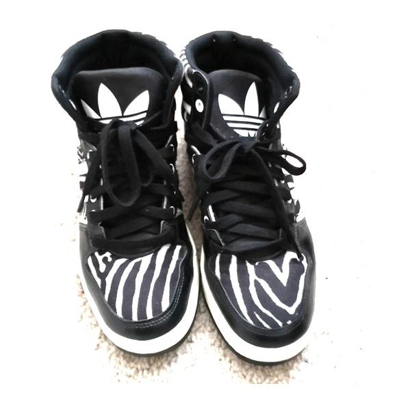 94ba7e09b adidas Shoes - Adidas Original zebra sneakers